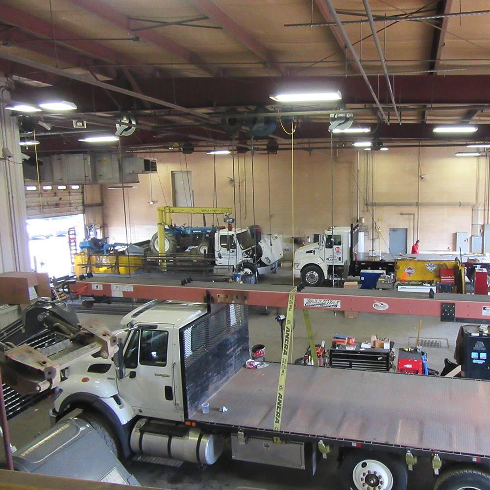 Heavy Equipment Services Columbus Ohio