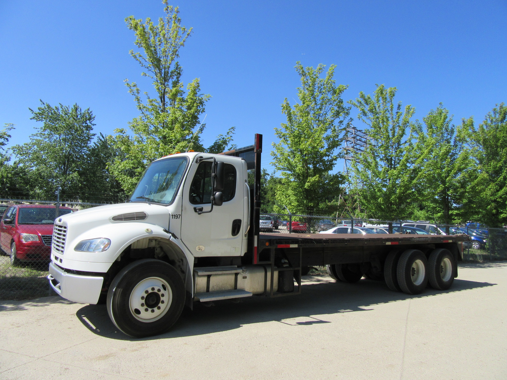 Volvo Of Princeton >> Flatbed Trucks Archives - D.W. Lift Sales, Inc
